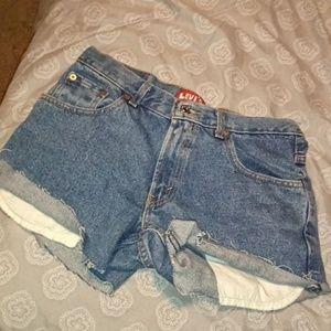 Cute Levi shorts 💜